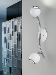 LED spot luminaire BIMEDA Spot Led, Piece A Vivre, Spots, Sconces, Wall Lights, Lighting, Track, Home Decor, Bath