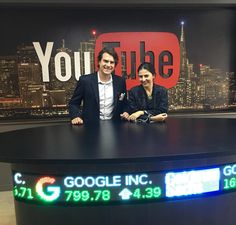 Bonner e Renata Vasconcellos do Youtube  #fhitsnoyoutube