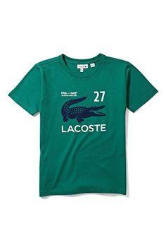 #Lacoste #green #tshirt