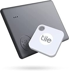 Amazon.com : bluetooth tracker Tile App, Cool Gadgets For Men, Aluminum Wallet, Tile Stores, Find Your Phone, Works With Alexa, Tech Gadgets, Bluetooth, Finding Yourself