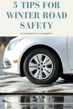 5 Tips For Winter Road Safety