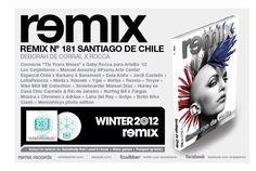 Revista Remix 181 Santiago de Chile