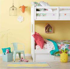 Yellow bedroom inspiration