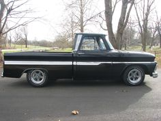 Awesome Awesome 1966 Chevrolet C-10 Custom 1966 CHEVY C10 CUSTOM CAB SHORT BED BIG BACK GLASS V8 AUTO PS PDB SUPER NICE 2017/2018