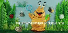 The Misadventures of Seefus Slug Slug, Childrens Books, Lamb, Joy, Christmas Ornaments, Holiday Decor, Children's Books, Children Books, Kid Books