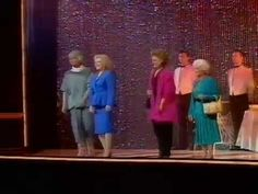 The Golden Girls on the 1988 Royal Variety Performance - YouTube