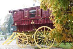 Gypsy Caravan, Gypsy Wagon, Miniature Houses, Restoration, Miniatures, The Originals, Color, Ideas, Colour