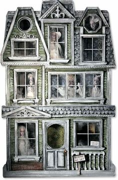 "Jodi & Richard Creager's ""Mandragora Manor"" sold for $3,706"