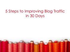 good blogging tips!