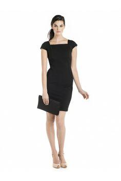 The classic LBD look / Le look de la parfaite petite robe noire