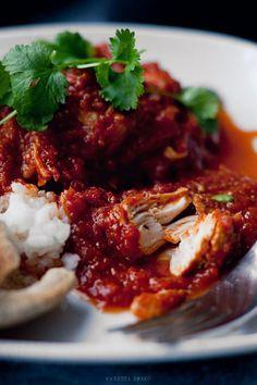 Chicken Tikka Masala, Fusilli, Chana Masala, Tandoori Chicken, Entrees, Food Photography, Food Porn, Good Food, Food And Drink