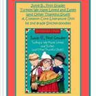 New Junie B. Thanksgiving book  It is hilarious! Book study by 2nd grade Snickerdoodles $