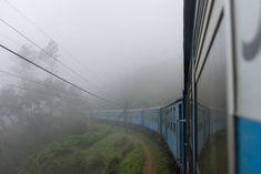Train d'Ella à Kandy, Sri Lanka