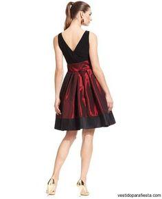 Vestidos-cortos-de-coctel-con-vuelo-moda-2015-12.jpg (600×735)