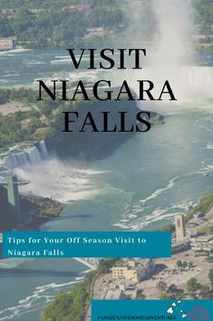 Today is all about how to see Niagara Falls on a budget in the off season. What do do, and how to experience what Niagara Falls has to offer Travel Route, Travel Usa, Ways To Travel, Places To Travel, Amazing Destinations, Travel Destinations, Old Fort Niagara, New York Bucket List, Visiting Niagara Falls