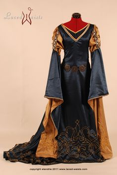 Perfect Lords of Avalon dress.