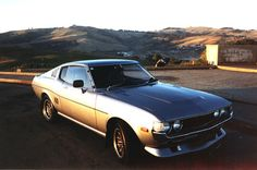 1977 Toyota Celica this was my favorite car I owned