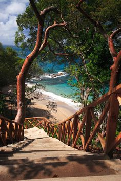 Beach ~ St Lucia