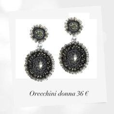 Eleganza raffinata per gli orecchini Luca Barra Gioielli. #lucabarra #orecchini #donna #jewels www.lucabarra.it