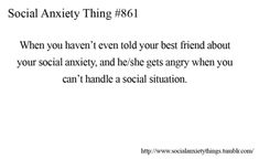 socialanxietythings