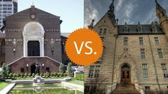 University Of Pennsylvania Vs Northwestern University