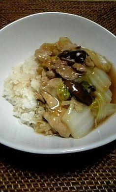 簡単!豚と白菜のうま煮 by のっちのっさん [クックパッド] 簡単おいしいみんなのレシピが139万品