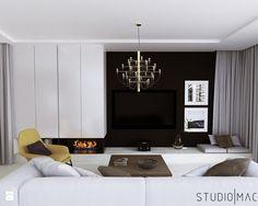 Salon - zdjęcie od STUDIO MAC
