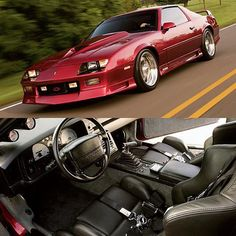 Jeff Blackburn's insane '91 z28 packing a 388 with a 58mm throttle body connected to a Miniram III ...