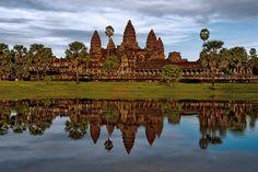 Ankor Wat- Cambodia