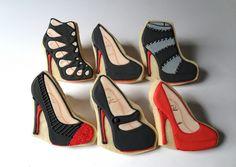 Stiletto Cookies <3