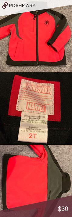 Spider-Man Jacket Fleece lined Spider-Man jacket Jackets & Coats