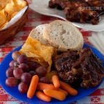 Make Ahead BBQ Baby Back Ribs - Perfect for Tailgating Parties