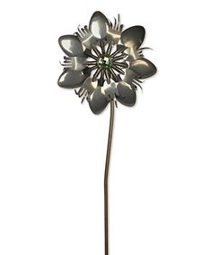 Fork and spoon dahlia