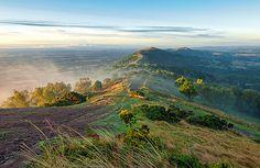Misty Malvern Ridge