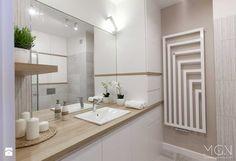 Łazienka, styl nowoczesny - zdjęcie od Pracownia Architektoniczna Małgorzaty Górskiej-Niwińskiej