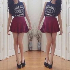 Look cute but relax outfit