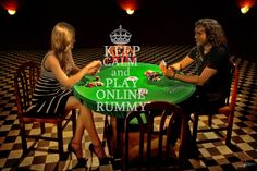 Rummy Games can be played by people of every age group. Housewives, retired people, kids etc. can enjoy #Rummy #Games by sitting at home.