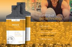 Le-Vel THRIVE Move Sublingual  https://jointhrivetoday.le-vel.com/Login