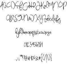 Jennifer Lynne font by Brittney Murphy - A beautiful handwritten script.