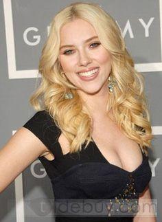 Scarlett Johansson - so naturally beautiful!