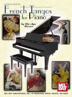 French Tangos for Piano (Book)