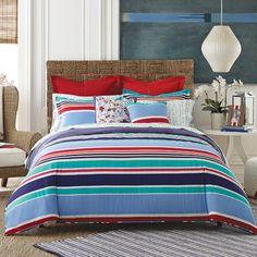 Found it at Wayfair - Dunmore Stripe 3 Piece Comforter Set