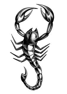 scorpion tattoo - Google Search