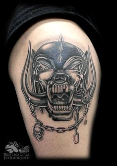 Black And Gray | Arte Tattoo - Fotos e Ideias para Tatuagens - Part 132