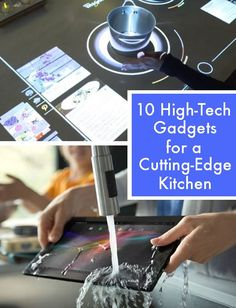 Whether you are a seasoned chef or a casual cook, these gadgets will help make navigating your kitchen easier.