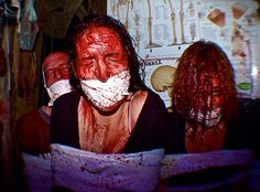 McKamey Manor is a haunted house. The difference is that a tour can last more than 4 hours and is so intense that before entering people must sign a release