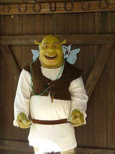 Shrek universal orlando