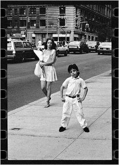 West 86th Street 1988  Matt Weber