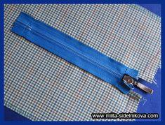 Молния без шва. Zipper Tutorial, Tie Clip, Blouse, Dressmaking, Tie Pin