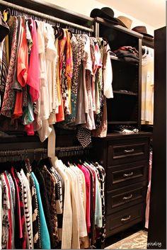 Closet Maid form Home Depot closet organized Home Depot Closet Organizer, Closet Organization, Master Closet, Master Bathroom, Master Suite, Closet Remodel, Bathroom Renovations, Closet Ideas, Storage